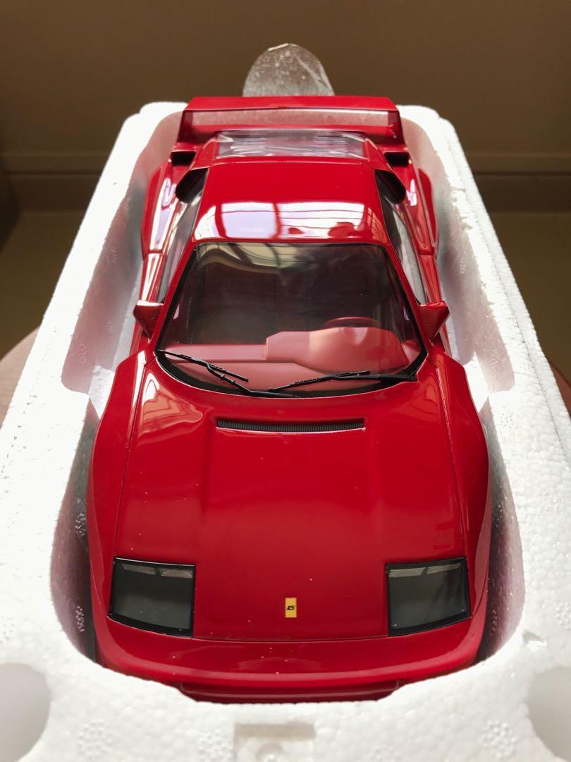 1 18 Gt Spirit Koenig Competition Evolution Ferrari Testarossa Toys Games Others On Carousell