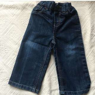 Cherokee Baby Boy Jeans New unused 12-18m