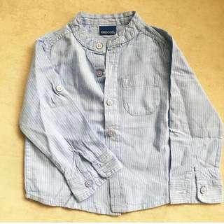 Cherokee Baby Boy Shirt 12-18m