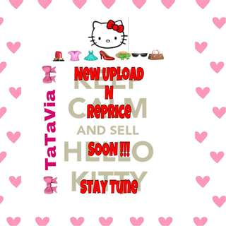 New Upload My Preloved, SOON !!!