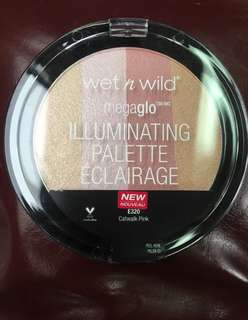 Wet n Wild Megaglow Illuminating Palette