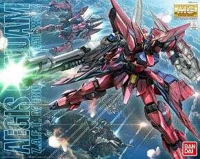 Gundam MG Aegis