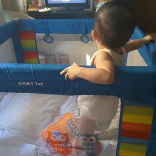 For sale: My baby playpen ( preloved )