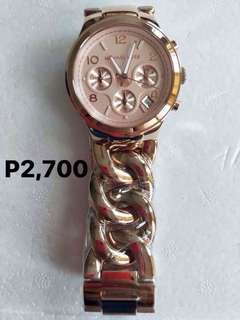 Mk Watch Authentic Pawnable