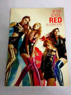 AFTERSCHOOL 4th Mini Album kpop