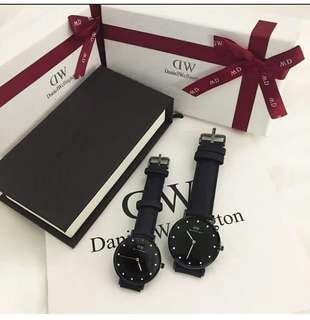 Authentic DW Watches