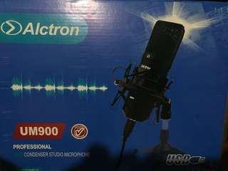 Jual Cepat Mic Condenser Alctron UM900