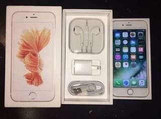 IPhone 6s plus brand new factory unlock