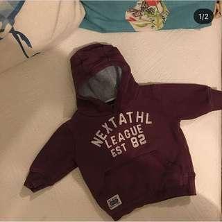 Next Baby Boy Jumper Sweatshirt 3-6m