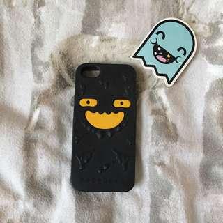 Drop Dead iPhone case