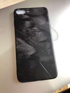 Iphone 7plus /8 plus case 保護套軟膠全包