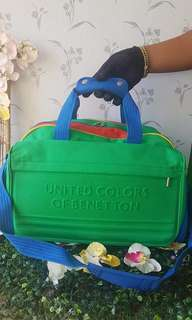 Authentic UCB Travelling Bag