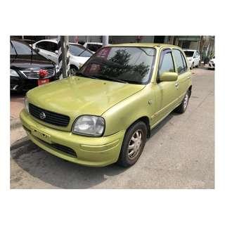【SUM尼克汽車】2002 Nissan March 1.3L