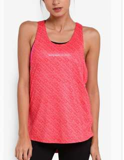 Superdry Women's Sport Workout Top Size M