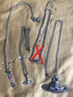 Vivienne Westwood / Agnes b / Dior Necklace