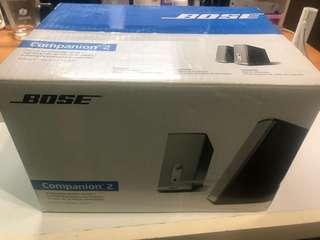 音箱 BOSE COMPANION 2