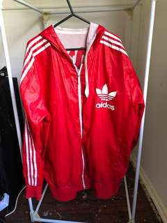 Adidas Reversible Windbreaker