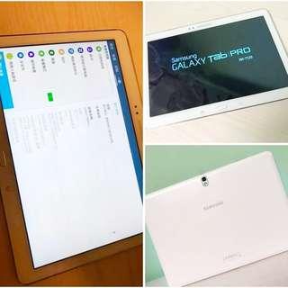 Samsung Galaxy Tab Pro 10.1.SM-T520. 95%新少用包試,另送真皮套一個