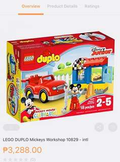 Authentic Lego Duplo