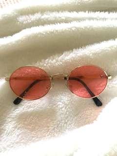 Rose tinted sunnies
