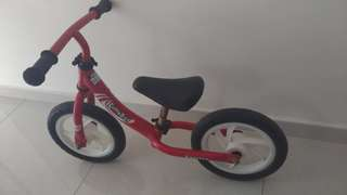 Balance bike from Kinderbike