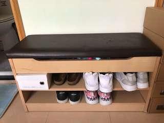 急清!鞋櫃連梳化