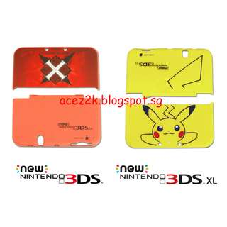 """[BNIB] """"new"""" 3DS XL/LL Limited Edition PC Hard Cover Casing (Brand New Boxed)"""