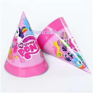 My Little Pony Party Hats