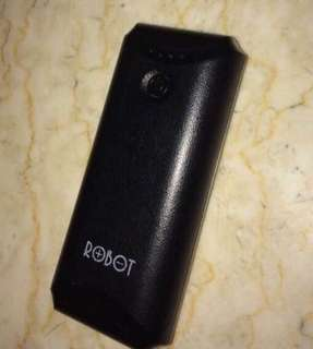 Powerbank robot rt5600 original
