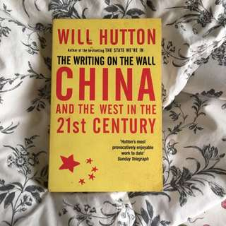 China And The West In 21st Century