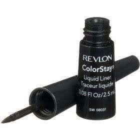 Revlon color stay liquid liner black
