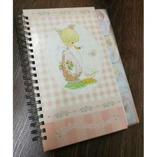 Precious Moment NoteBook