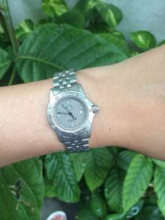 Authentic Tag Heuer 1500 Series Ladies