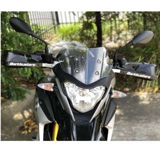 Barkbuster Handguards for BMW G310GS G310R