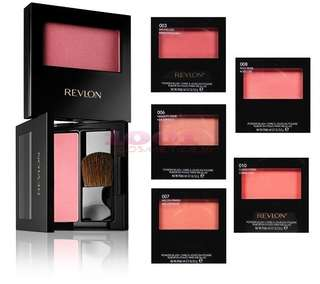 Revlon blush on