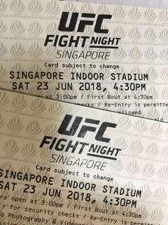 ($58 OFF!) Fight Night 2018 Tickets