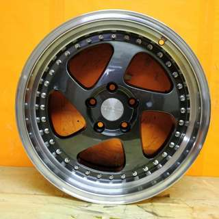17inch SPORT RIM ROTIFORM TMB RACING WHEELS