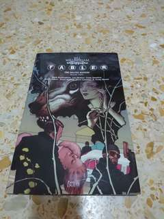 Fables deluxe edition book two