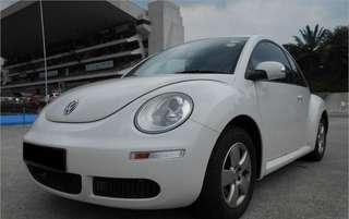 Volwagen Beetle 1.6A