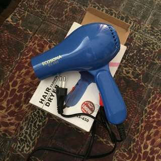 Mini hair dryer/ blower