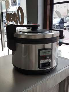 Rice cooker Yongma 5.4 liter