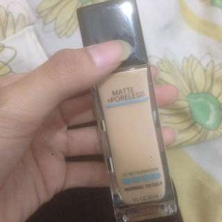Maybelline fit me foundation 128