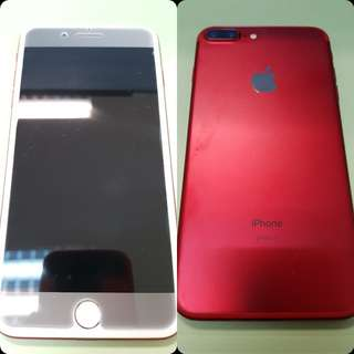 IPHONE 7 PLUS (RED) 256GB