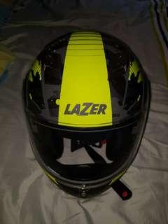 lazer helmet xl