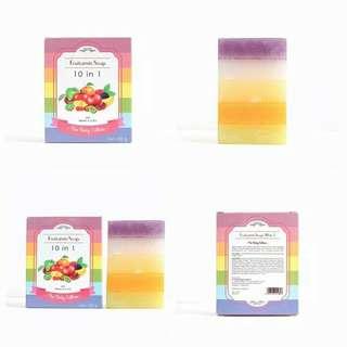 THE BODY CULTURE Fruitamin Soap 10 in 1
