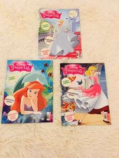 Disney Princess Magazine / books