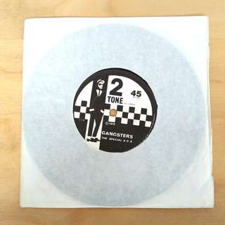 "7"": The Special AKA / The Selecter Single Vinyl Record"