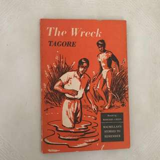The Wreck by Tagore