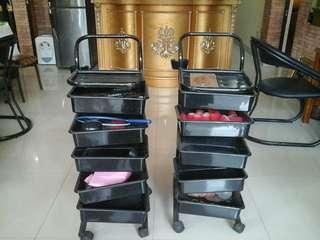 Tempat peralatan salon