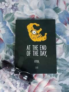 At the end of the Day Notebook